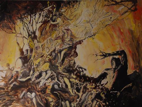 SCHENKEL, Dante, Diverses, Abstrakter Expressionismus