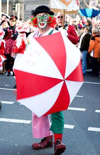 Micborn, Clown, Karneval, Zirkus: Clown, Gegenwartskunst