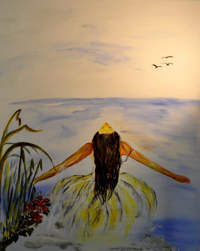 Barbara Straessle, SwanLake2, Bewegung, Menschen: Frau, Gegenwartskunst