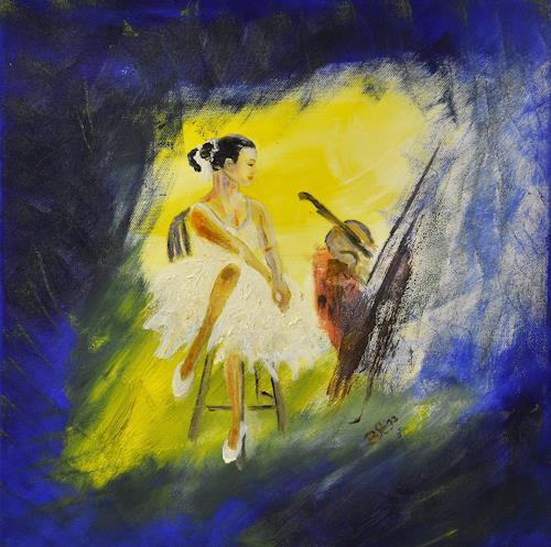 Barbara Straessle, Fee, Menschen: Frau, Diverse Romantik, Gegenwartskunst