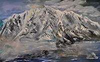 Barbara-Straessle-Landschaft-Berge-Natur-Gestein-Gegenwartskunst-Land-Art