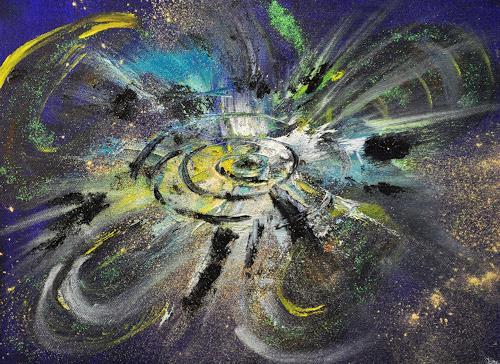 Barbara Straessle, Universum, Diverse Weltraum, Weltraum: Gestirne, Gegenwartskunst