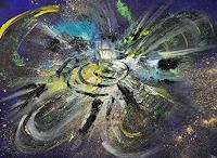 Barbara-Straessle-Diverse-Weltraum-Weltraum-Gestirne-Gegenwartskunst-Gegenwartskunst