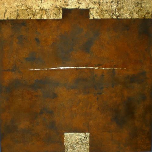 Heidi Benz, Horizonte, Abstraktes, Abstrakte Kunst, Abstrakter Expressionismus