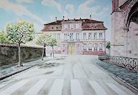 unikat2008-Architektur-Diverse-Bauten-Gegenwartskunst--Postmoderne