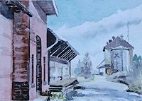 unikat2008-Architektur-Diverse-Bauten-Moderne-Impressionismus