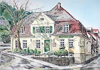 unikat2008-Architektur-Bauten-Haus-Gegenwartskunst--New-Image-Painting