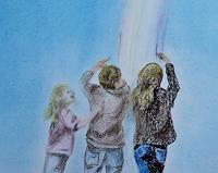 unikat2008-Fantasie-Menschen-Kinder-Gegenwartskunst--Postsurrealismus