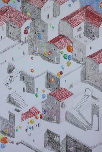 unikat2008, Stadt der Kinder, Architektur, Diverse Bauten, Pluralismus