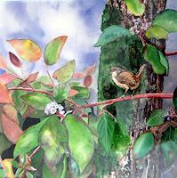 Stephanie-Zobrist-Pflanzen-Baeume-Natur-Luft-Moderne-Fotorealismus