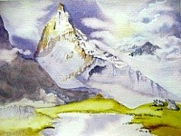 Stephanie-Zobrist-Landschaft-Berge-Zeiten-Herbst-Neuzeit-Realismus