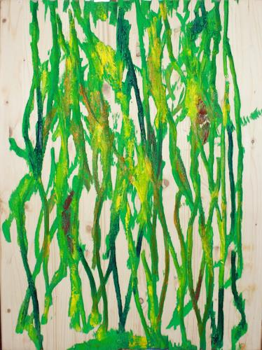 Ralf H. G. Schumacher, Urwald, Natur: Wald, Landschaft: Tropisch, Gegenwartskunst