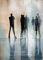 Soraya-Hamzavi-Luyeh-Symbol-Menschen-Moderne-Abstrakte-Kunst