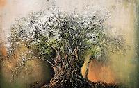 Soraya-Hamzavi-Luyeh-Abstraktes-Natur-Wald-Moderne-Abstrakte-Kunst