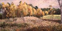 Martina-Krupickova-Diverse-Landschaften-Landschaft-Herbst-Moderne-Impressionismus-Neo-Impressionismus