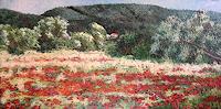 Martina-Krupickova-Diverse-Romantik-Diverse-Landschaften-Moderne-Impressionismus-Neo-Impressionismus