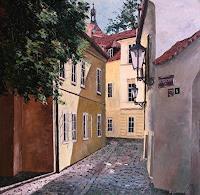 Martina-Krupickova-Bauten-Haus-Architektur-Moderne-Impressionismus-Neo-Impressionismus