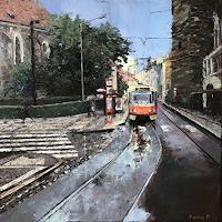 Martina-Krupickova-Verkehr-Architektur-Gegenwartskunst-Gegenwartskunst