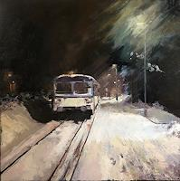 M. Krupickova, Train Motoracek