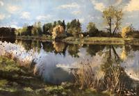 M. Krupickova, River Elbe
