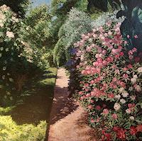 M. Krupickova, Botanic garden