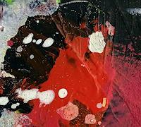 """Josef Rabitsch, WVZ 014/2016 - """"little red inferno 2"""