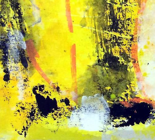 Josef Rabitsch, WVZ 018/2017 /, Abstraktes, Fantasie, Abstrakte Kunst, Abstrakter Expressionismus