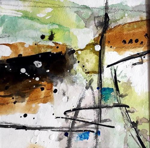 Josef Rabitsch, only a moment, Abstraktes, Fantasie, Abstrakte Kunst, Abstrakter Expressionismus