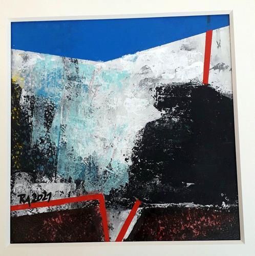 Josef Rabitsch, WVZ 01/2021, Abstraktes, Abstrakte Kunst