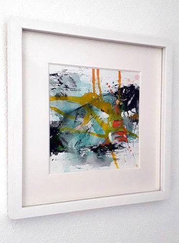 Josef Rabitsch, WVZ 04/2021, Bewegung, Fantasie, Abstrakte Kunst