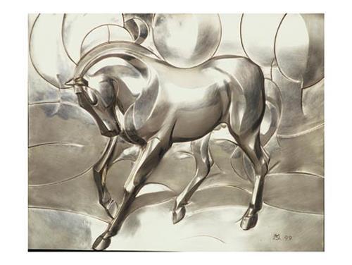 Sime - Mladen Simunovic, Harmonie, Tiere: Land, Expressionismus