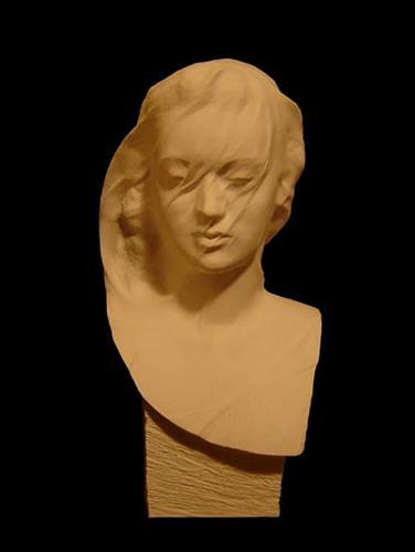 Sime - Mladen Simunovic, Die Geliebte, Menschen: Gesichter, Expressionismus