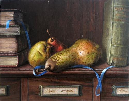 Daniel Chiriac, Still life -, Stilleben, Humor, Realismus, Expressionismus