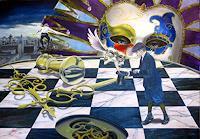 Daniel-Chiriac-Karneval-Moderne-Avantgarde-Surrealismus