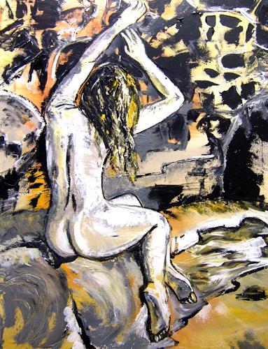 Astrid Strahm, Candance, Akt/Erotik: Akt Frau, Diverse Landschaften, Gegenwartskunst