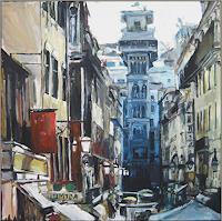 Renee-Koenig-Architektur-Diverse-Bauten-Moderne-Impressionismus-Neo-Impressionismus
