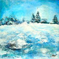 Renee-Koenig-Landschaft-Winter-Zeiten-Winter-Gegenwartskunst-Gegenwartskunst