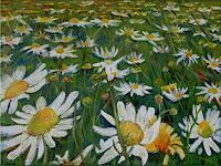Renee-Koenig-Landschaft-Sommer-Pflanzen-Neuzeit-Realismus