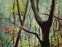 Renee-Koenig-Landschaft-Herbst-Natur-Wald-Gegenwartskunst-Gegenwartskunst