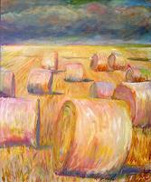 Renee-Koenig-Landschaft-Sommer-Bewegung-Moderne-Impressionismus-Neo-Impressionismus