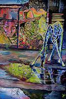 Renee-Koenig-Skurril-Tiere-Land-Gegenwartskunst-Postsurrealismus