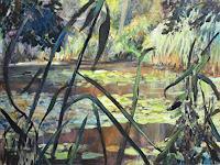 Renee-Koenig-Landschaft-Sommer-Neuzeit-Realismus