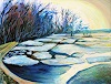 Renée König, Eis auf dem See