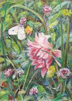 Renee-Koenig-Pflanzen-Blumen-Tiere-Luft-Neuzeit-Realismus