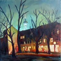 Renee-Koenig-Gefuehle-Geborgenheit-Wohnen-Stadt-Neuzeit-Realismus