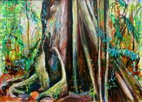 Renee-Koenig-Pflanzen-Baeume-Natur-Wald-Gegenwartskunst-Gegenwartskunst