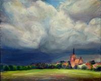 Renee-Koenig-Landschaft-Sommer-Diverse-Romantik-Neuzeit-Realismus