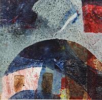 Sylvie-Gasser-Diverse-Landschaften-Landschaft-Winter-Moderne-Abstrakte-Kunst