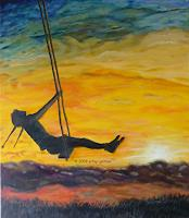 artep-gnitlon-Romantik-Sonnenuntergang-Spiel