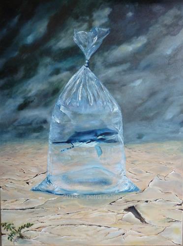 artep-gnitlon, Wal, Tiere: Wasser, Natur: Diverse, Symbolismus, Abstrakter Expressionismus